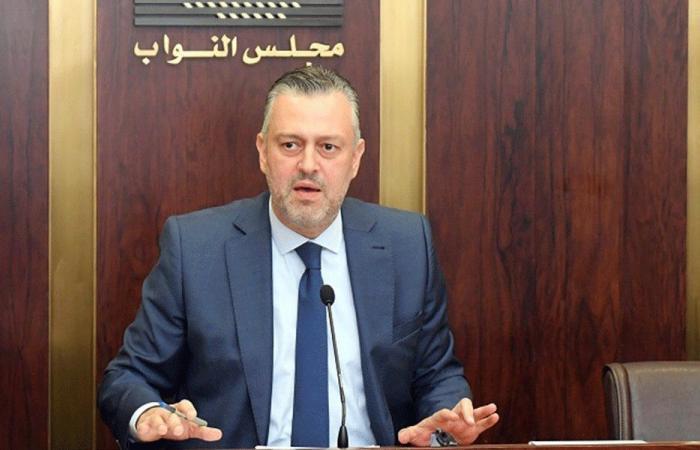 حبيش أدلى بإفادته في دعوى غادة عون: منفتحون على المصالحة