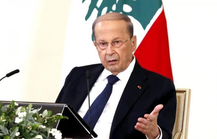 """عون """"مش ناوي يقرش العقوبات بطريقة سلبية"""""""