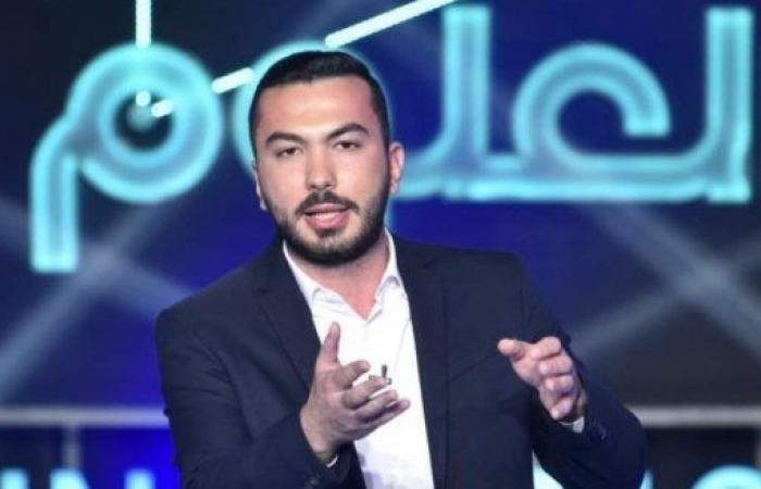 """لحظة فوز اللبناني وضّاح ملاعب في برنامج """"نجوم العلوم"""" (فيديو)"""
