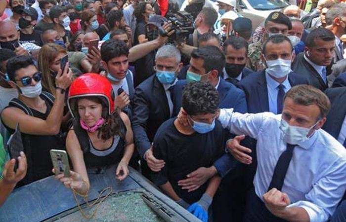 """خشية انتزاع باريس لبنان من إيران.. """"الحزب"""" يُفخخ المبادرة!"""
