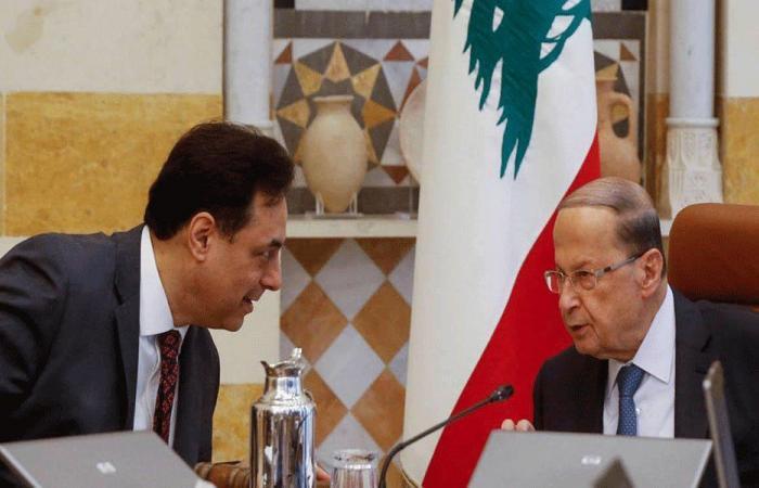 عون ودياب عيّنا ممثل لبنان في مؤتمر عودة النازحين السوريين
