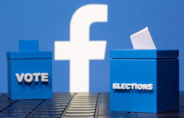 فيسبوك تضع المجموعات المخالفة تحت المراقبة