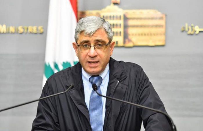 المجذوب يعلن إقفال المدارس بانتظار اجتماع المجلس الأعلى للدفاع