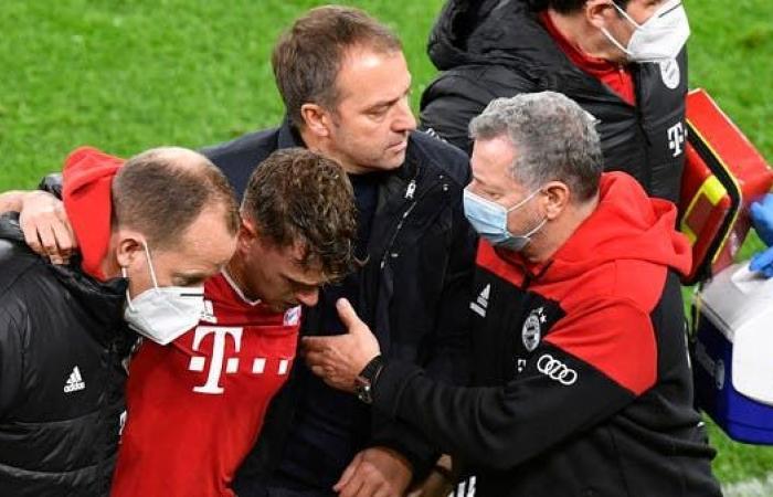 الإصابة تبعد كيميتش وهالستنبيرغ عن منتخب ألمانيا