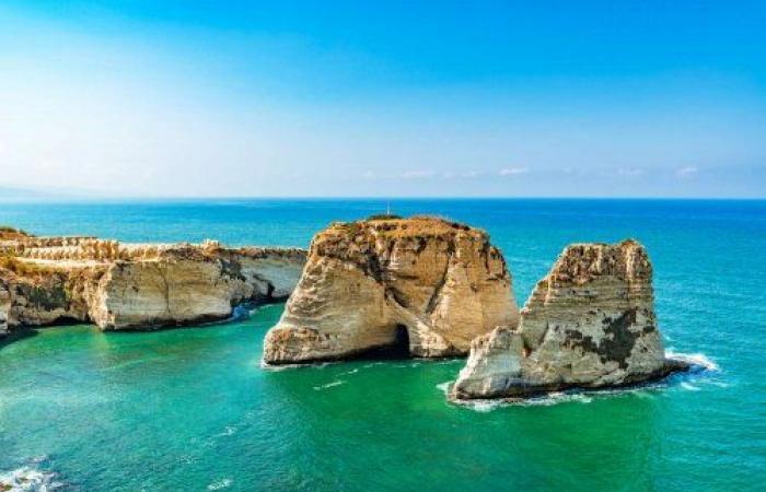 السياحة في لبنان افضل الاماكن السياحية مع المهندس Kevin Rivaton