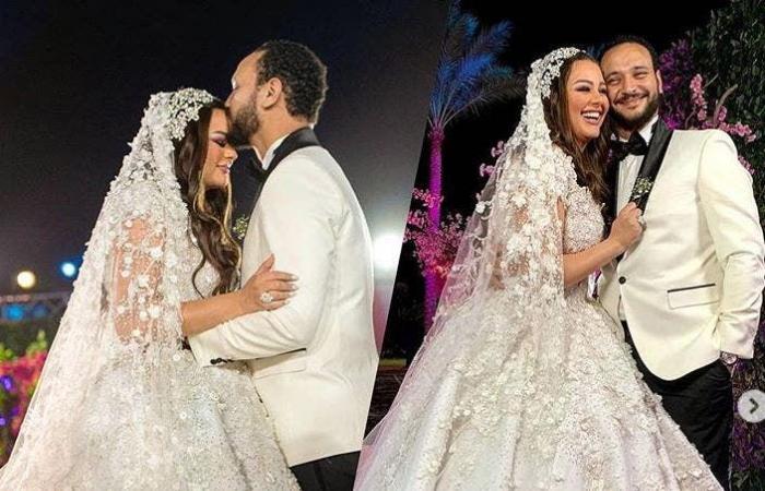 جديد أزمة زفاف ابن خالد صالح.. العروس ترد على والدها