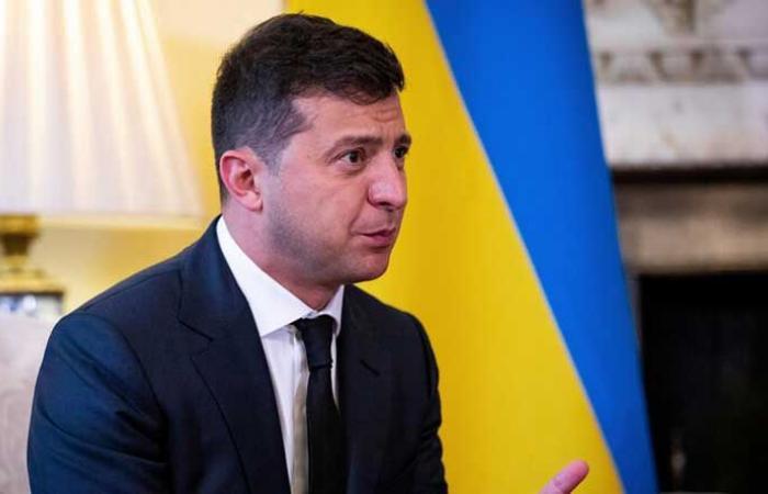 """""""كورونا"""" يصيب الرئيس الأوكراني"""