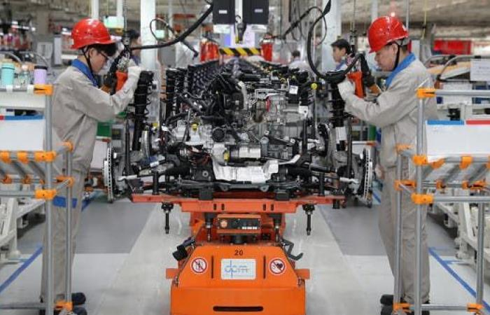 الصين تتوقع تعافي نشاطها الاقتصادي العام المقبل