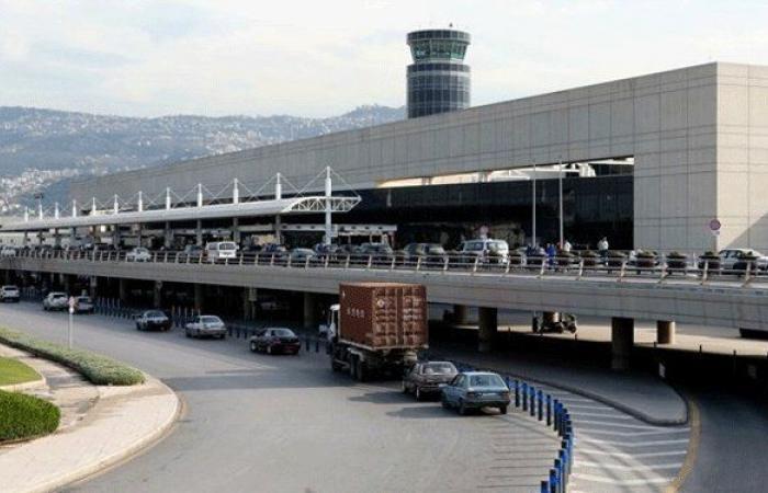 20 إصابة بكورونا على متن الرحلات الوافدة إلى بيروت