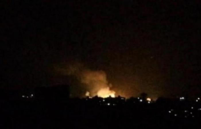 غارات إسرائيلية على محافظتي ريف دمشق والقنيطرة