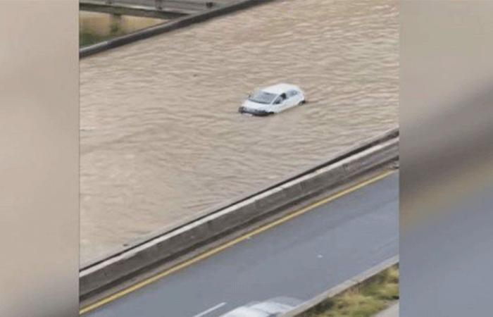 توضيح لوزارة الأشغال بعد فيديوهات الفيضانات