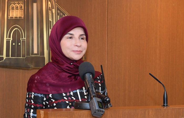 عز الدين: إقرار قانون تجريم التحرش خطوة مهمة لحماية المرأة