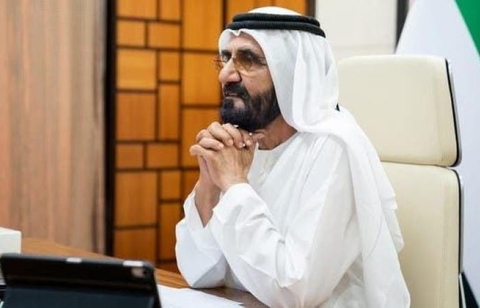 محمد بن راشد: مجلس الوزراء الإماراتى يشكل مجلسا للأمن الإلكترونى
