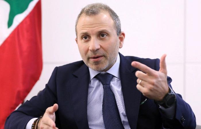 """باسيل ردًا على """"نداء الوطن"""": لم أحدد مطلبًا من الحكومة"""