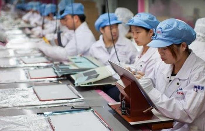 نشاط المصانع بالصين يتوسع بأسرع وتيرة في أكثر من 3 سنوات