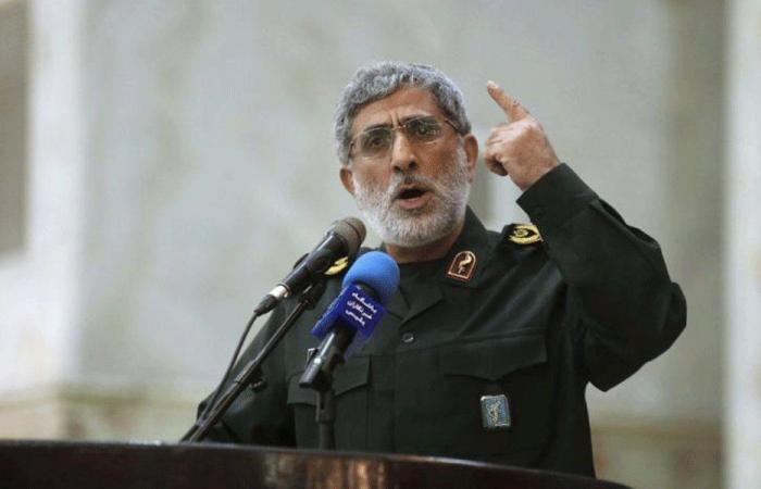 قائد فيلق القدس زار الضاحية: لا تستفزوا إسرائيل