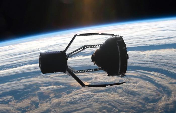وكالة الفضاء الأوروبية تستخدم مخلبًا عملاقًا لتنظيف نفاية الفضاء