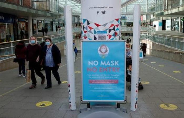 أنباء اللقاح ترفع ثقة المستهلكين في بريطانيا.. والمصانع تنمو