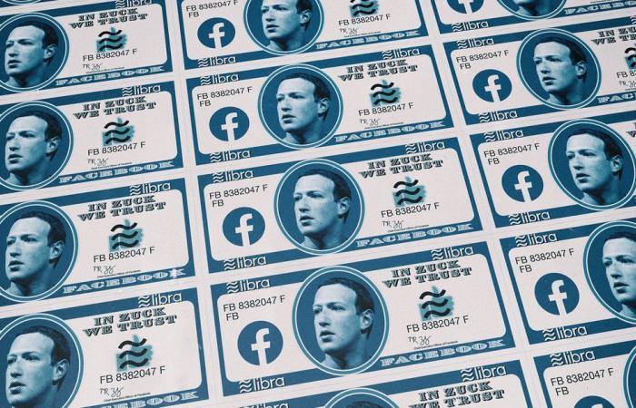 فيسبوك تطلق اسمًا جديدًا على عملتها الرقمية ليبرا