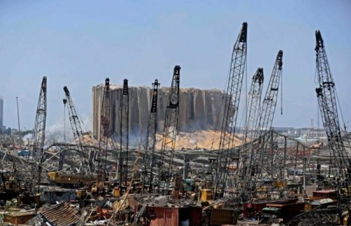 إعداد دراسة إستراتيجية لإعادة تطوير مرفأ بيروت