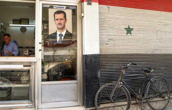 تطبيع سوري مع اسرائيل قبل الانتخابات