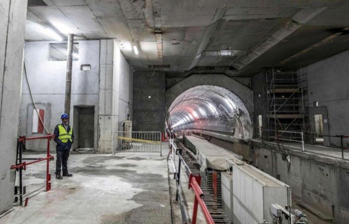 تقدم مصري في مشاريع السكك الحديدية