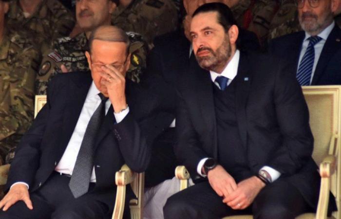 """عون والحريري: الحكومة """"مش قريبة"""""""