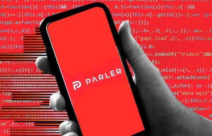 هل اُخترق تطبيق Parler الذي اعتمد عليه أنصار ترامب؟