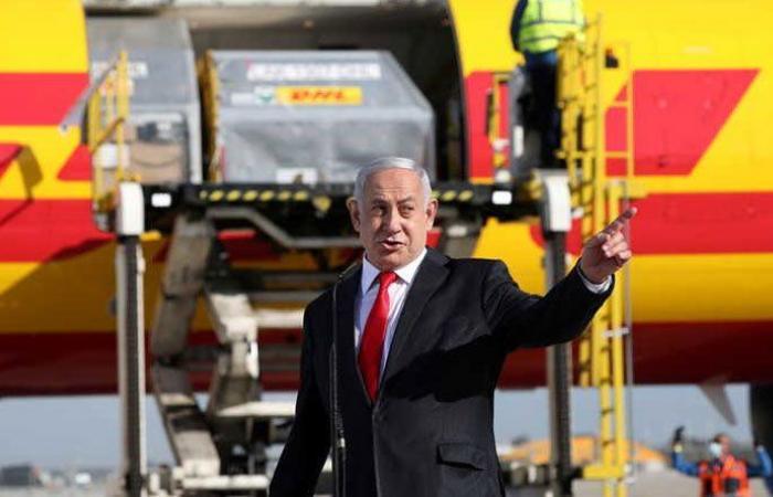 نتنياهو بعد تسلم إسرائيل لقاح كورونا: سأكون الأول