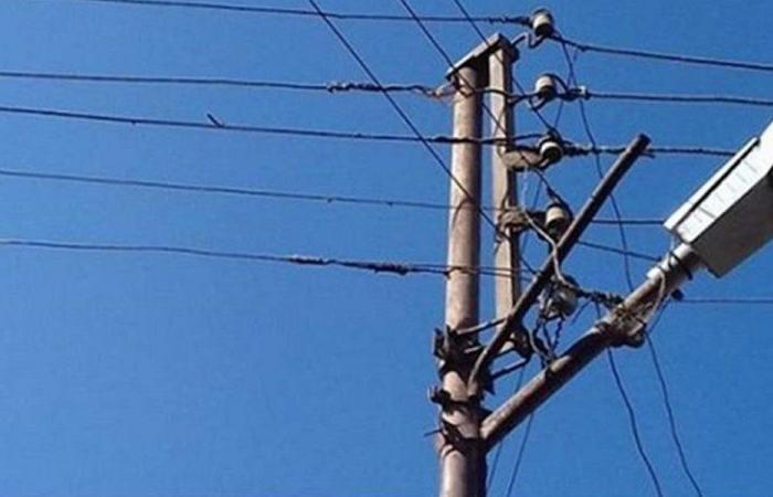 عطل في محطة تحويل الكهرباء في دير نبوح