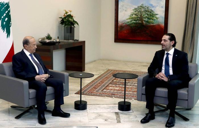"""لا عيدية للبنانيين… الحريري: """"ما حدا يخبركن إنو ما فينا نوقّف الانهيار"""""""