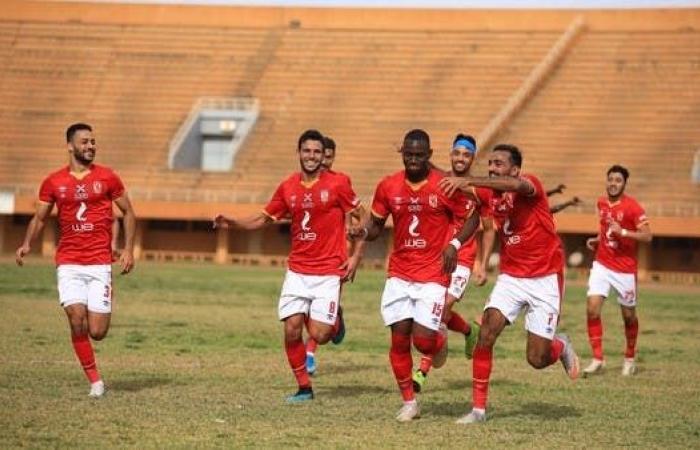 الأهلي المصري والمريخ يقتربان من مرحلة المجموعات