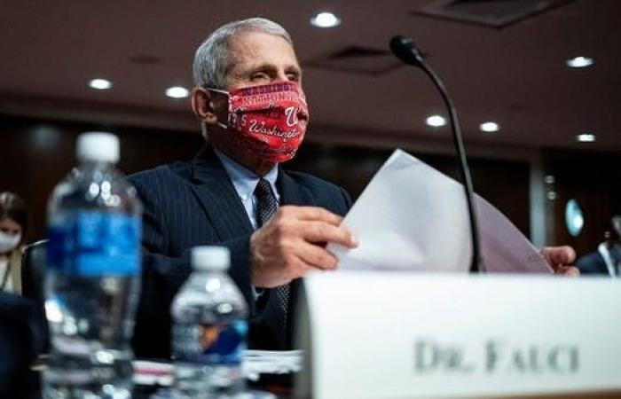 فاوتشي: أسوأ ما في وباء كوفيد-19 ربما لم يحدث بعد!