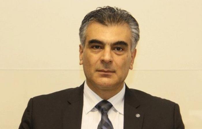 """إصابة نائب رئيس حزب """"الكتائب"""" سليم الصايغ بكورونا"""