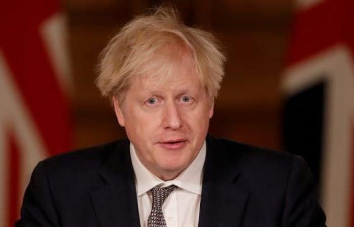 جونسون: اتفاقية التجارة بداية جديدة للعلاقة مع الاتحاد الأوروبي