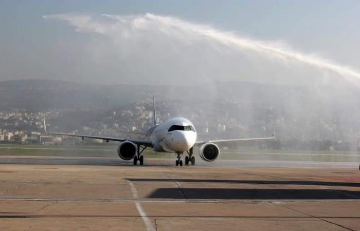 """بالصور- """"الميدل إيست"""" تسلّمت الطائرة السّابعة من طراز A321neo"""