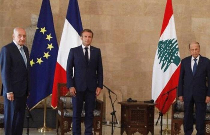 ماكرون يربط زيارته للبنان بتأليف الحكومة