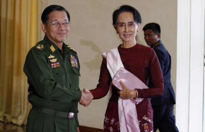 زعيم ميانمار الجديد: أولويتنا مكافحة كورونا ودعم الاقتصاد