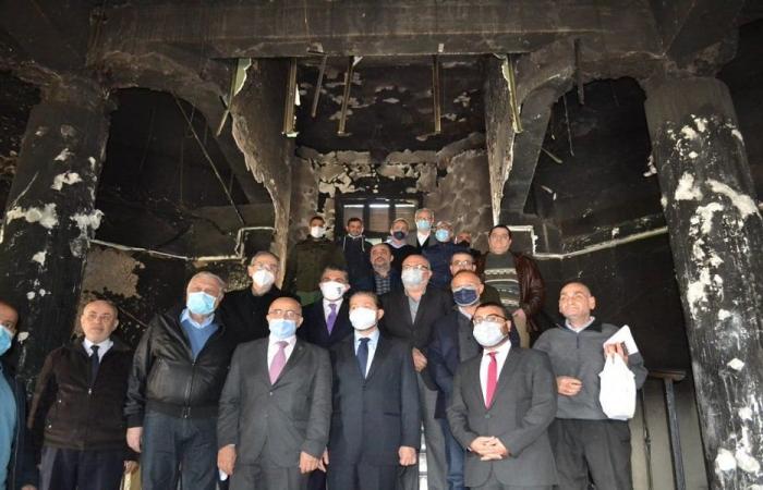 كرامي: لا نريد العودة الى جولات العنف والحرب في طرابلس