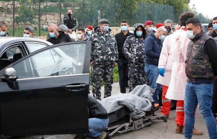 علامات على تعذيب لقمان سليم قبل قتله بالرصاص