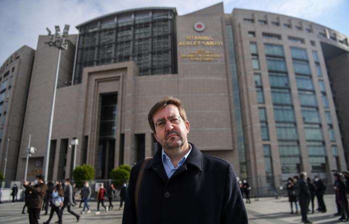 """مراسلون بلا حدود"": ما يجري في تركيا ترهيب للصحافييين"