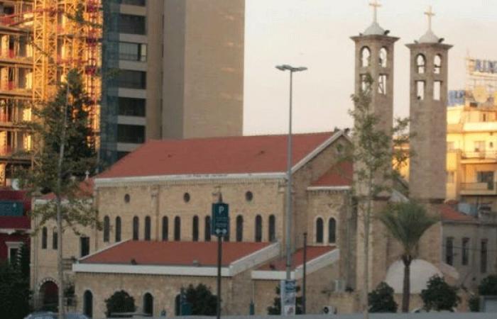 الكنائس تُقفل أبوابها في بيروت حتى 22 آذار