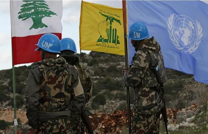 """إسرائيل تبعث برسالة حادة إلى """"اليونيفيل""""… ما علاقة """"الحزب""""؟"""