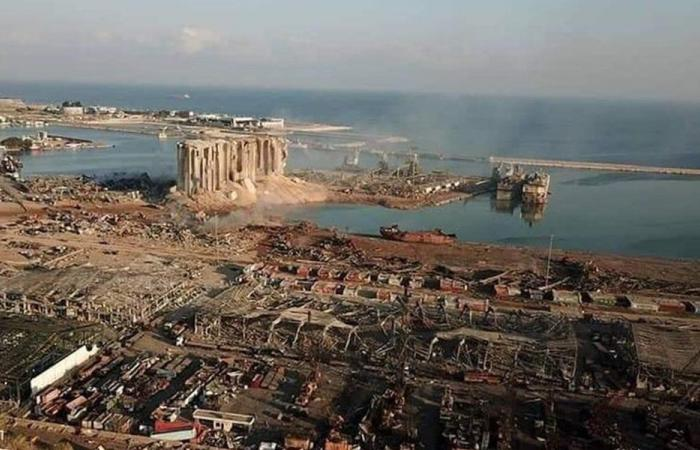 """شركة ألمانية: ما وجدناه بمرفأ بيروت قنبلة ثانية """"مدمرة""""!"""