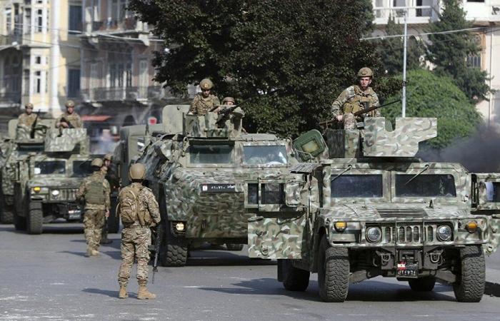 الجيش يعيد فتح ساحة النجمة في صيدا