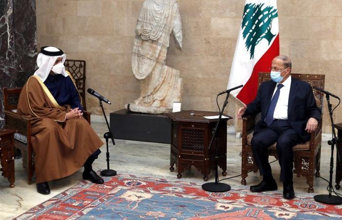 وزير خارجية قطر: لا مساعدات للبنان قبل تشكيل حكومة