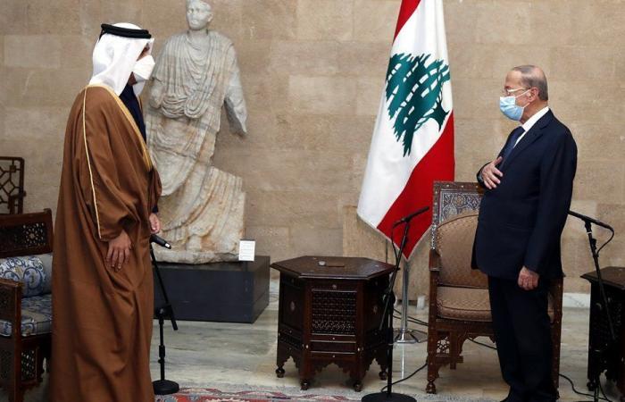 عون: نقدر فرص العمل التي تقدمها قطر للبنانيين