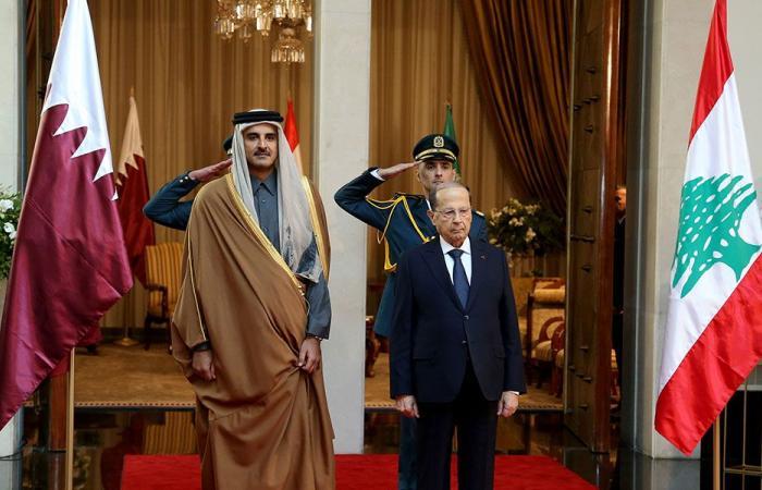 """قبل الحكومة: لا """"قطرة"""" إضافية من قطر!"""