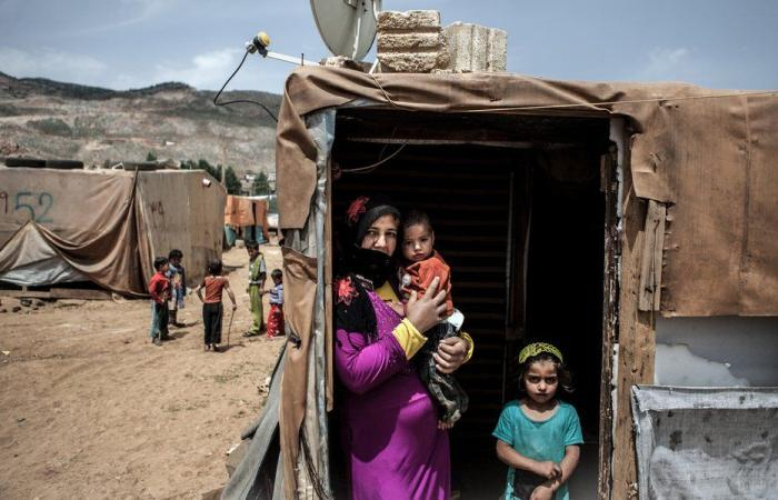 تسجيل إصابات كورونا في مخيم للنازحين في السمونية