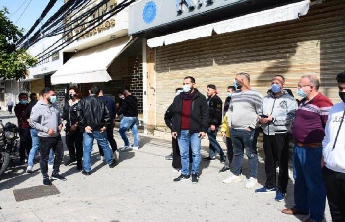تجار جبيل: وقفة أمام البلدية الاثنين احتجاجا على الإقفال